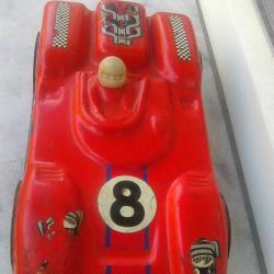 Пластмасов модел на Формула 2 произведена от МИР Разград