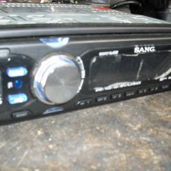 DVD MP3 За кола със монитор сенник.