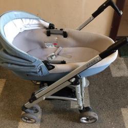 Продавам комбинирана детска количка bebe confot loola