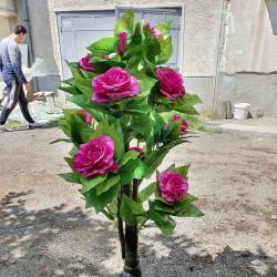 Изкуствени дръвчета рози